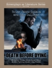 Death Before Dying : An Action Thriller Movie Script About a Hero Fighting Modern Day Pirates - Book