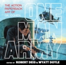 One Man Army : The Action Paperback Art of Gil Cohen - Book