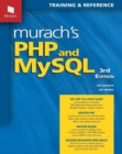 Murach's PHP and MySQL (3rd Edition) - Book