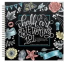 Chalk Art and Lettering 101 - eBook