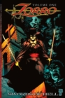 Zorro Swords of Hell - Book