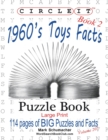Circle It, 1960s Toys Facts, Book 2, Word Search, Puzzle Book - Book