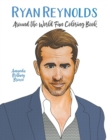 Ryan Reynolds Around the World Fan Coloring Book - Book