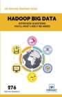 Hadoop BIG DATA : Interview Questions You'll Most Likely Be Asked - Book