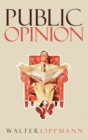 Public Opinion : The Original 1922 Edition - Book