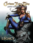 Grimm Fairy Tales Adult Coloring Book: Legacy - Book