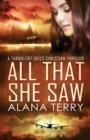All That She Saw - Large Print - Book