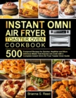 Instant Omni Air Fryer Toaster Oven Cookbook - Book