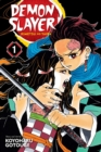 Demon Slayer: Kimetsu no Yaiba, Vol. 1 - Book