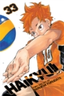 Haikyu!!, Vol. 33 - Book