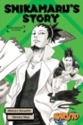 Naruto: Shikamaru's Story--Mourning Clouds - Book