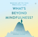 What's Beyond Mindfulness? - eAudiobook