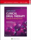 Abrams' Clinical Drug Therapy - Book