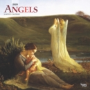 Angels 2020 Square Wall Calendar - Book