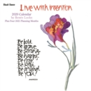 Live with Intention 2020 Mini Wall Calendar - Book