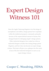Expert Design Witness 101 - Book