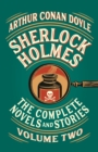 Sherlock Holmes: The Complete Novels and Stories, Volume II - Book