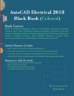 AutoCAD Electrical 2018 Black Book (Colored) - Book