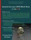 Autodesk Inventor 2018 Black Book (Colored) - Book
