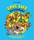 My Epic Life Word Book : 1000 Words to Live By - Book