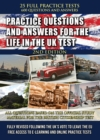 Practice Questions and Answers for the Life in the UK Test - Book