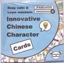 iPandarin Innovation Mandarin Chinese Character Flashcards Cards - Intermediate 2 / HSK 2-3 - 102 Cards - Book