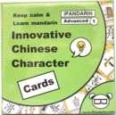 iPandarin Innovation Mandarin Chinese Character Flashcards Cards - Advanced 1 / HSK 3-4 - 105 Cards - Book
