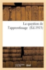 La Question de l'Apprentissage - Book