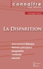 Fiche de lecture La Disparition de Georges Perec (Analyse litteraire de reference et resume complet) - Book
