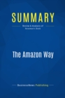 Summary: The Amazon Way : Review and Analysis of Rossman's Book - eBook