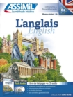 L'Anglais  (Book & 4 Audio Cds) - Book