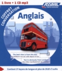 Coffret conversation anglais (guide +1 CD audio) - Book