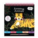 My Scratch Art: Amazing Animals - Book