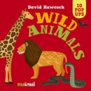 10 Pop Ups: Wild Animals - Book