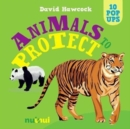 10 Pop Ups: Animals to Protect - Book