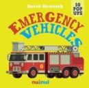 10 Pop Ups: Emergency Vehicles - Book