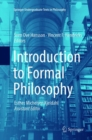 Introduction to Formal Philosophy - Book