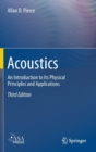 Acoustics : An Introduction to Its Physical Principles and Applications - Book