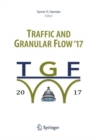 Traffic and Granular Flow '17 - Book