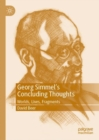 Georg Simmel's Concluding Thoughts : Worlds, Lives, Fragments - eBook