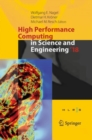 High Performance Computing in Science and Engineering ' 18 : Transactions of the High Performance Computing Center, Stuttgart (HLRS) 2018 - Book