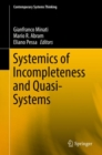Systemics of Incompleteness and Quasi-Systems - Book