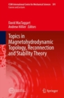 Topics in Magnetohydrodynamic Topology, Reconnection and Stability Theory - Book