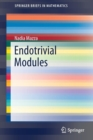 Endotrivial Modules - Book