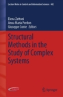 Structural Methods in the Study of Complex Systems - Book