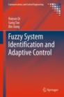 Fuzzy System Identification and Adaptive Control - Book
