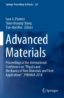 "Advanced Materials : Proceedings of the International Conference on ""Physics and Mechanics of New Materials and Their Applications"", PHENMA 2018 - Book"