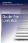 Disorder-Free Localization - Book