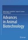 Advances in Animal Biotechnology - Book