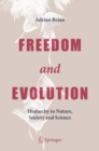 Freedom and Evolution : Hierarchy in Nature, Society and Science - Book